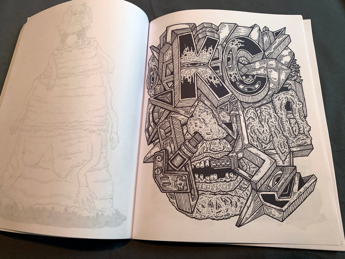 Image of Coloring Book Vol. 03