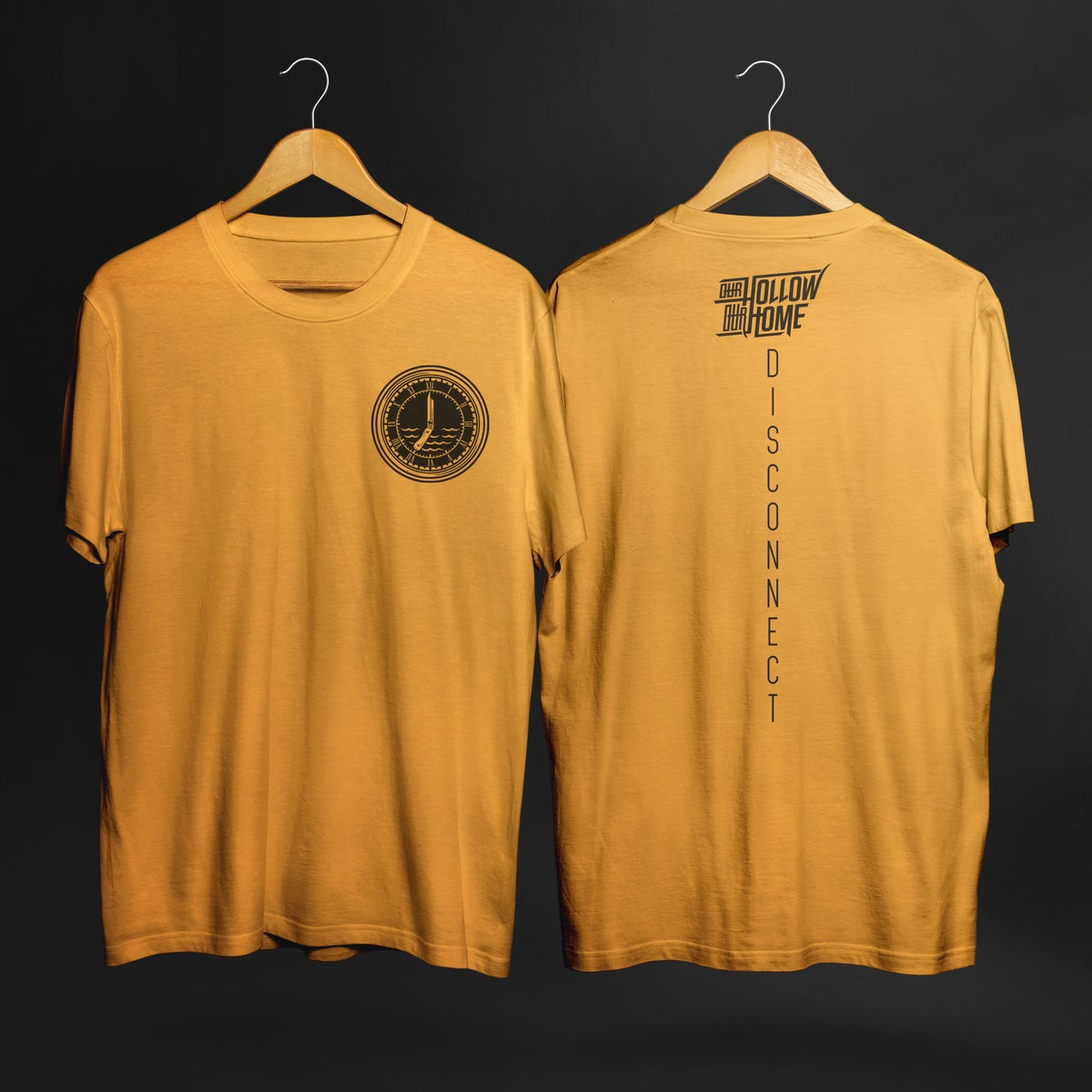 Image of DISCONNECT // MUSTARD  TEE