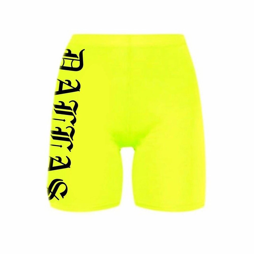 Image of Dallas Neon Shorts