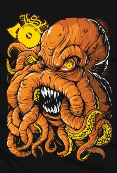 Image of LSP : KRAKEN 2.0  Tall Tee