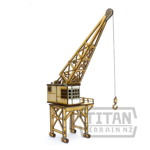 Image of Luffing Crane