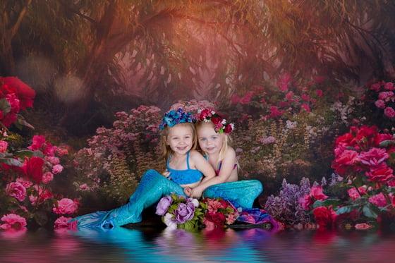 Image of Mermaid Mini-Session