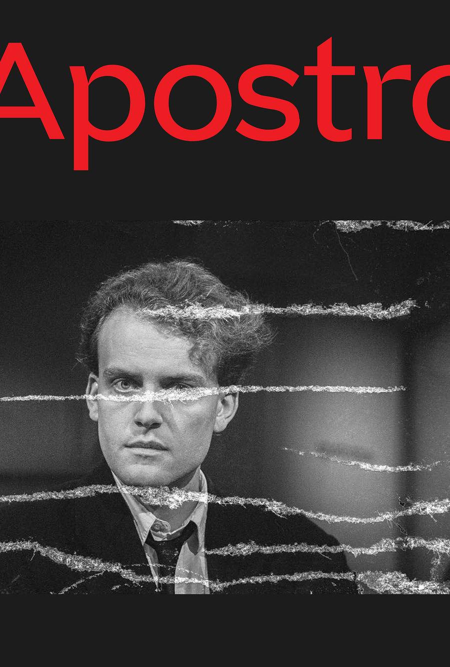 Image of APOSTROPHÉS - Jacques Graf