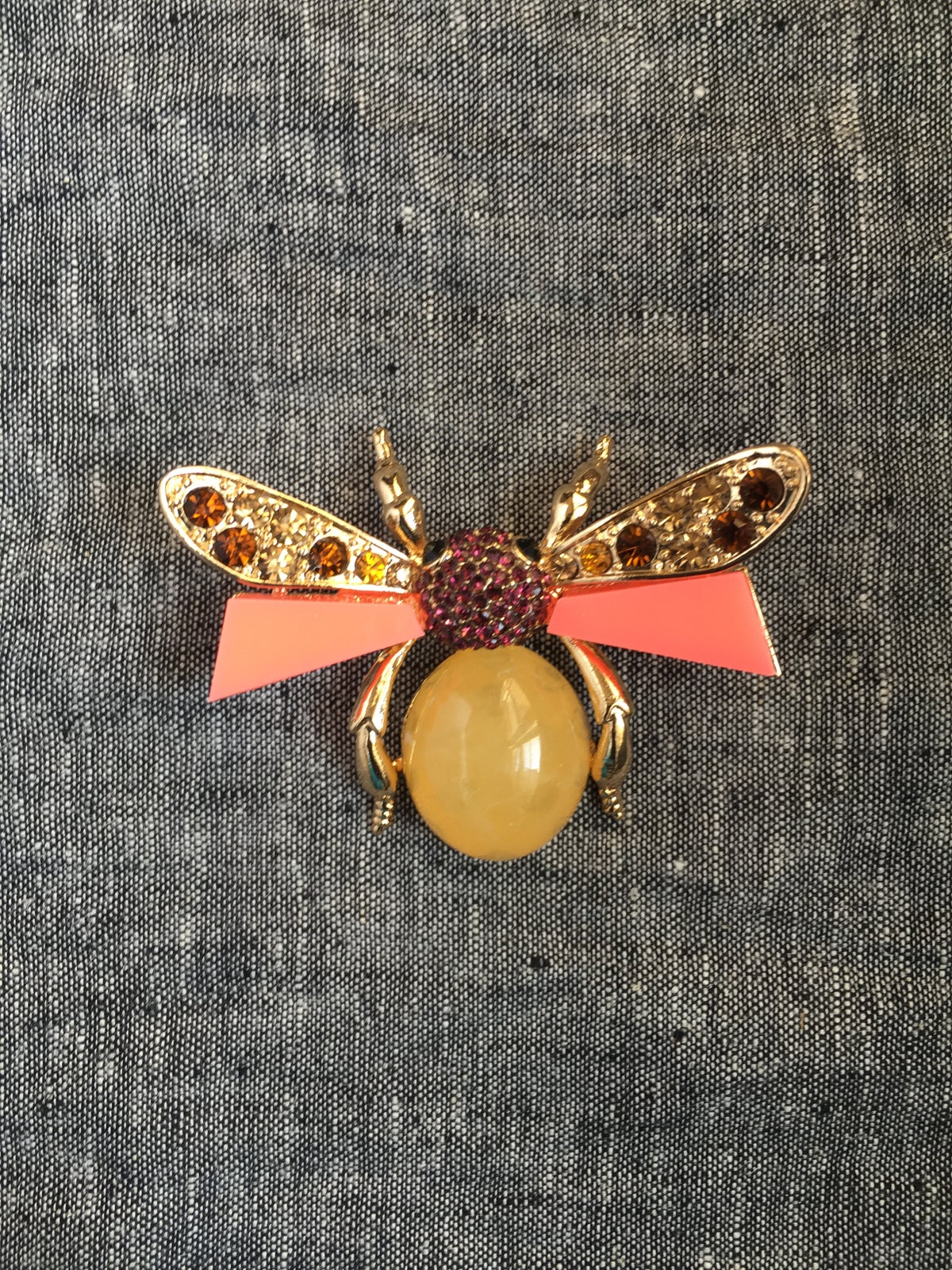 Image of Summer Fly Brooch