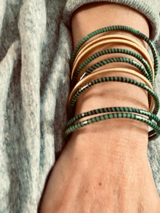 Image of Bracelet multicolore