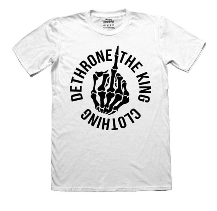 Image of Classic Logo T-shirt White