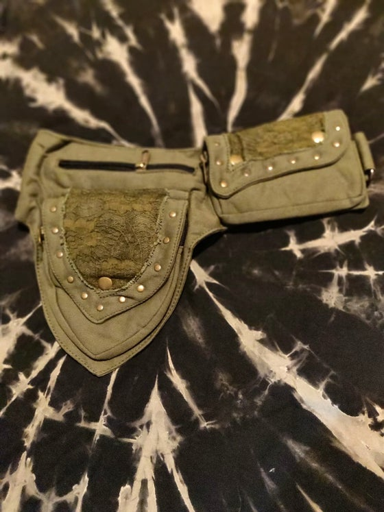Image of Warrior Fanny Pack Belt