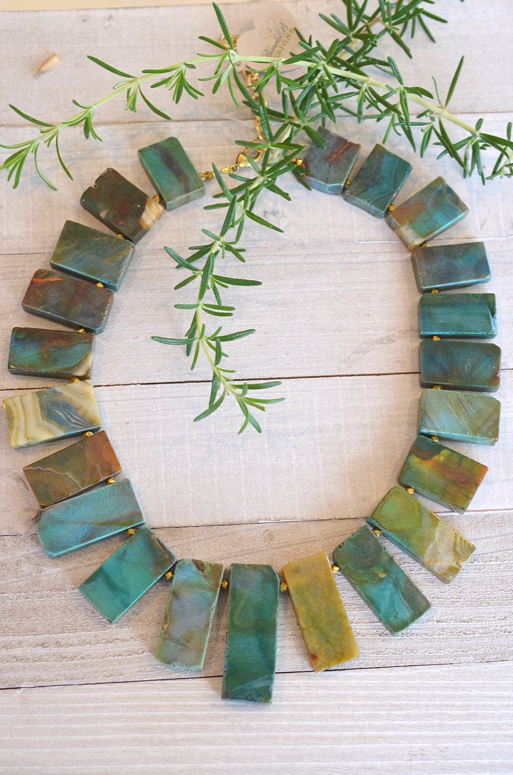 Image of Sea Jasper Choker