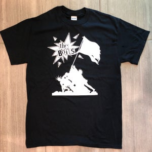 Image of THE BOILS Flag Shirt