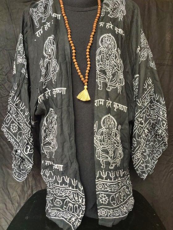 Image of Ganesha Kimono Cardigan