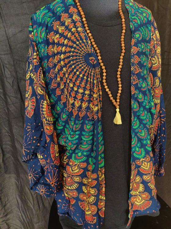 Image of Mandala Kimono Cardigan