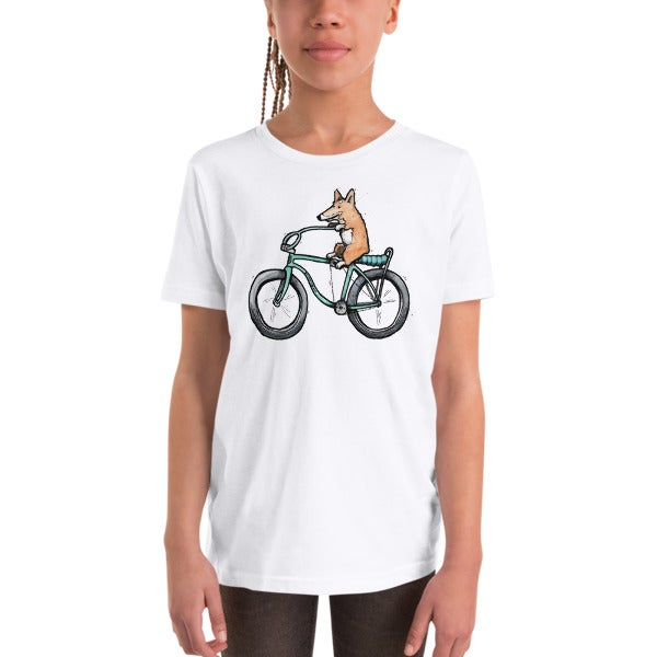 Image of Monty Bike Youth T-shirt