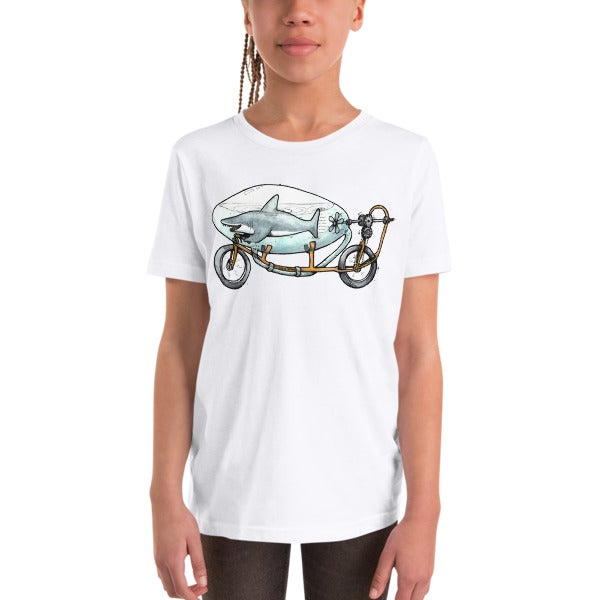 Image of Shark Youth T Shirt