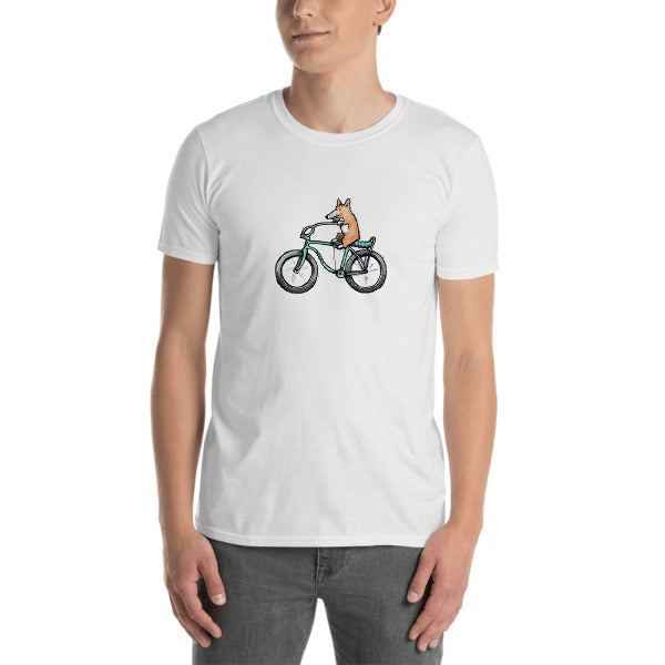 Image of Monty Bike T Shirt