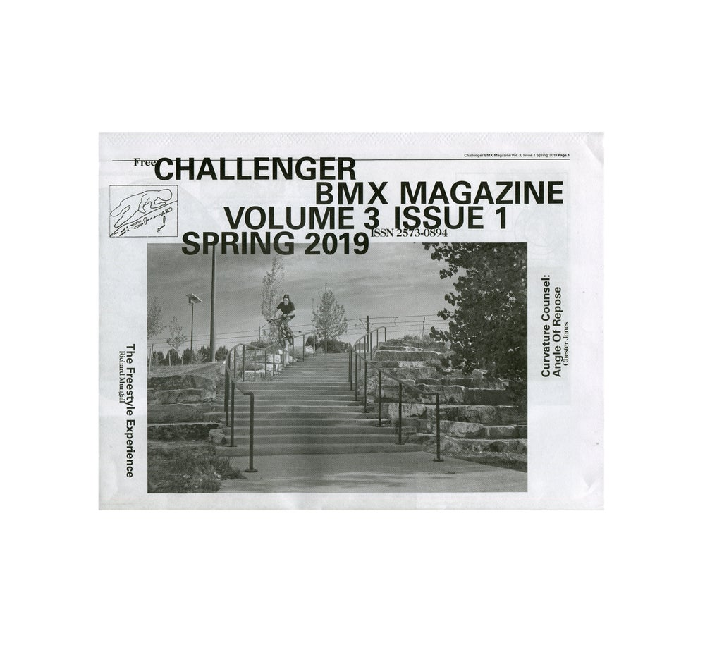 Image of Challenger Issue 9