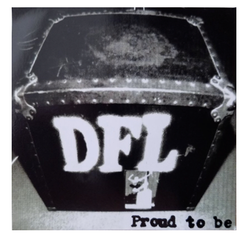 Image of PROUD TO BE - Sticker