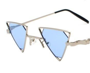 Image of Triangle Sunglasses