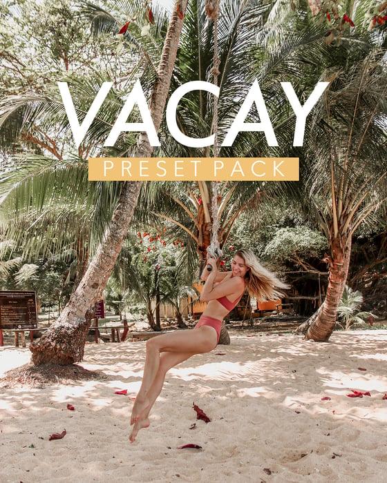 Image of VACAY
