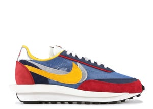 Image of NIKE LDVWAFFLE/SACAI Blue multi