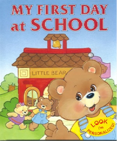 Image of My First Day of School