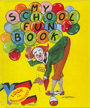 Image of My School Fun Book