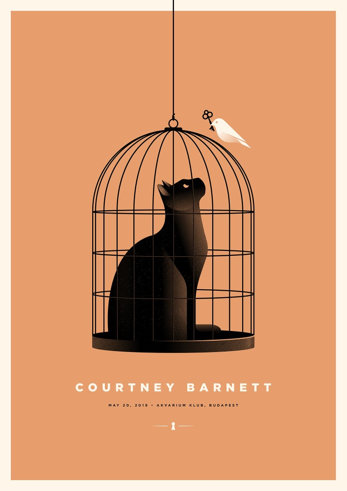 Image of Courtney Barnett Budapest