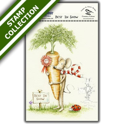 Image of Mulberry Mouse and Friends - Best In Show Stamp Set