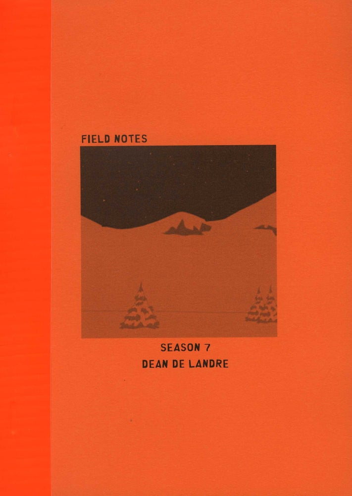 Image of Field Notes Issue Two - Season 7