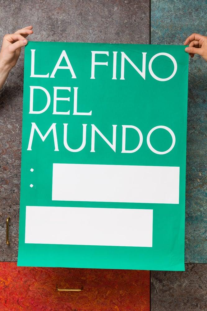 Image of La Fino del Mundo <br>— Åbäke