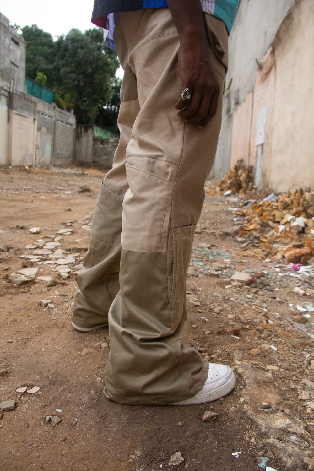 ~ EXCESS POCKET PANT