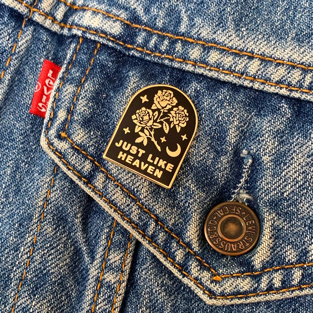 Image of Just Like Heaven Pin