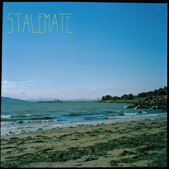 Image of Stalemate - The Heat Of The Sun LP
