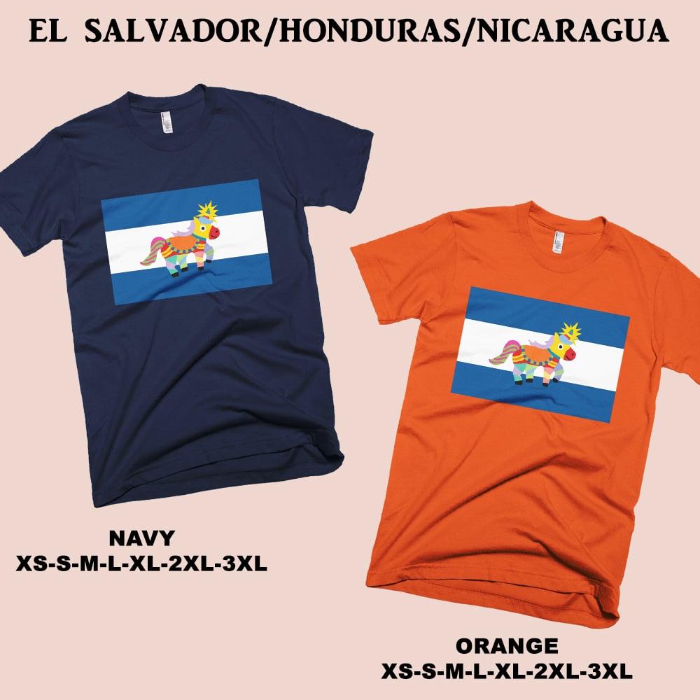 Image of Central American Unicorn - El Salvador-Honduras-Nicaragua