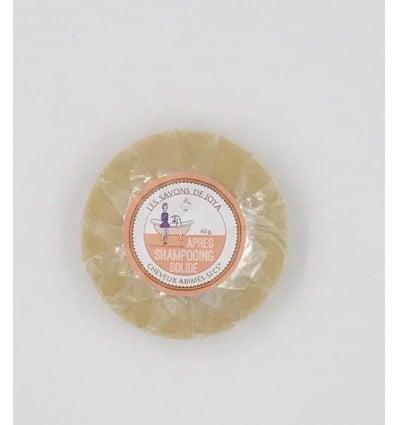 Image of Après-Shampooing ' les savons de Joya ' sans huiles essentielles - 100% naturel et vegan -