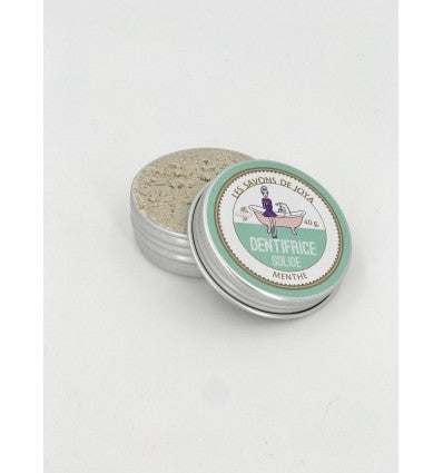 Image of Dentifrice solide Les savons de Joya 100% naturel et vegan