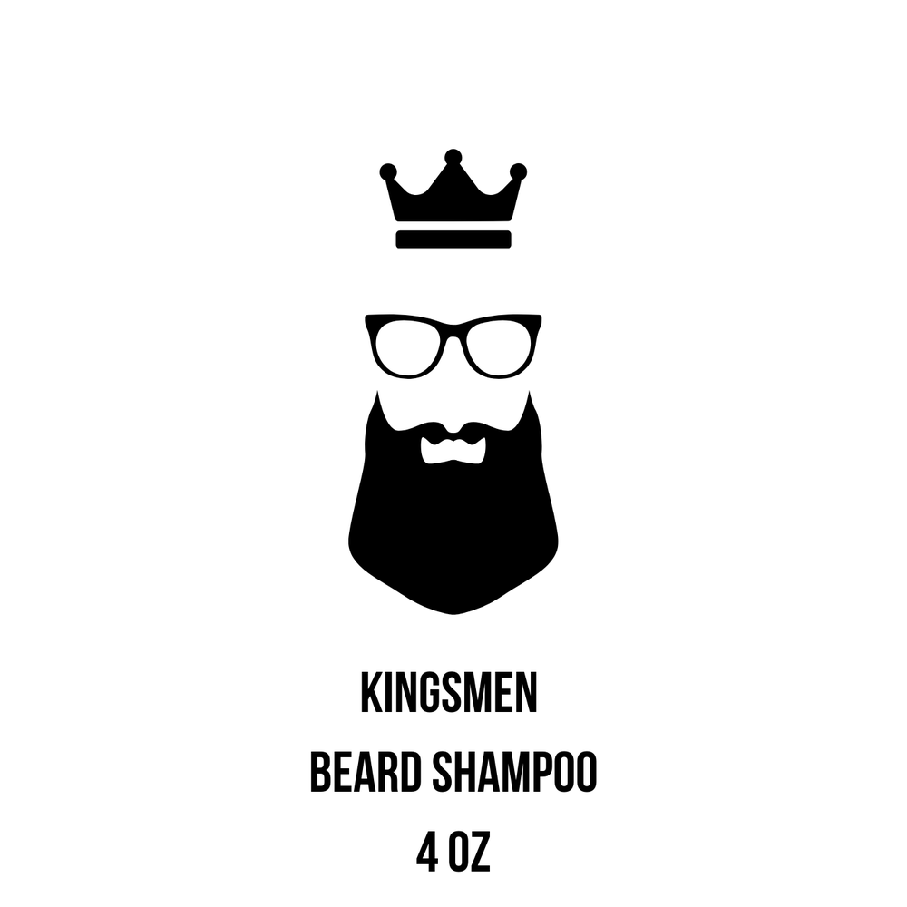 Image of Kingsmen Beard Shampoo