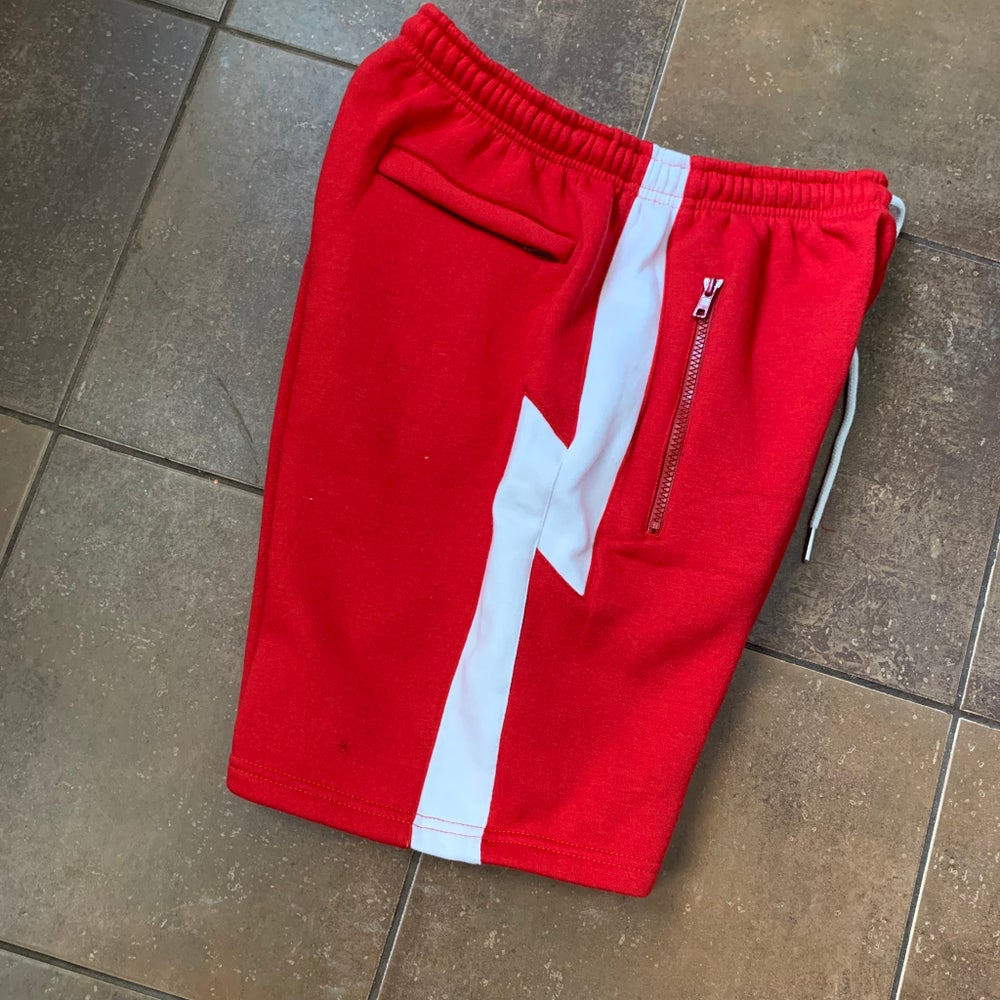 Image of HotBread Striker shorts set