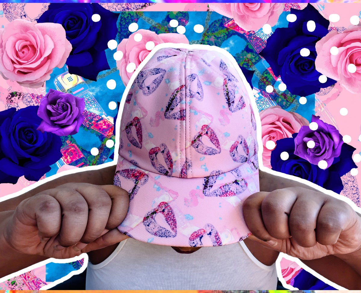 Image of ReConCri Girl Talk Cap