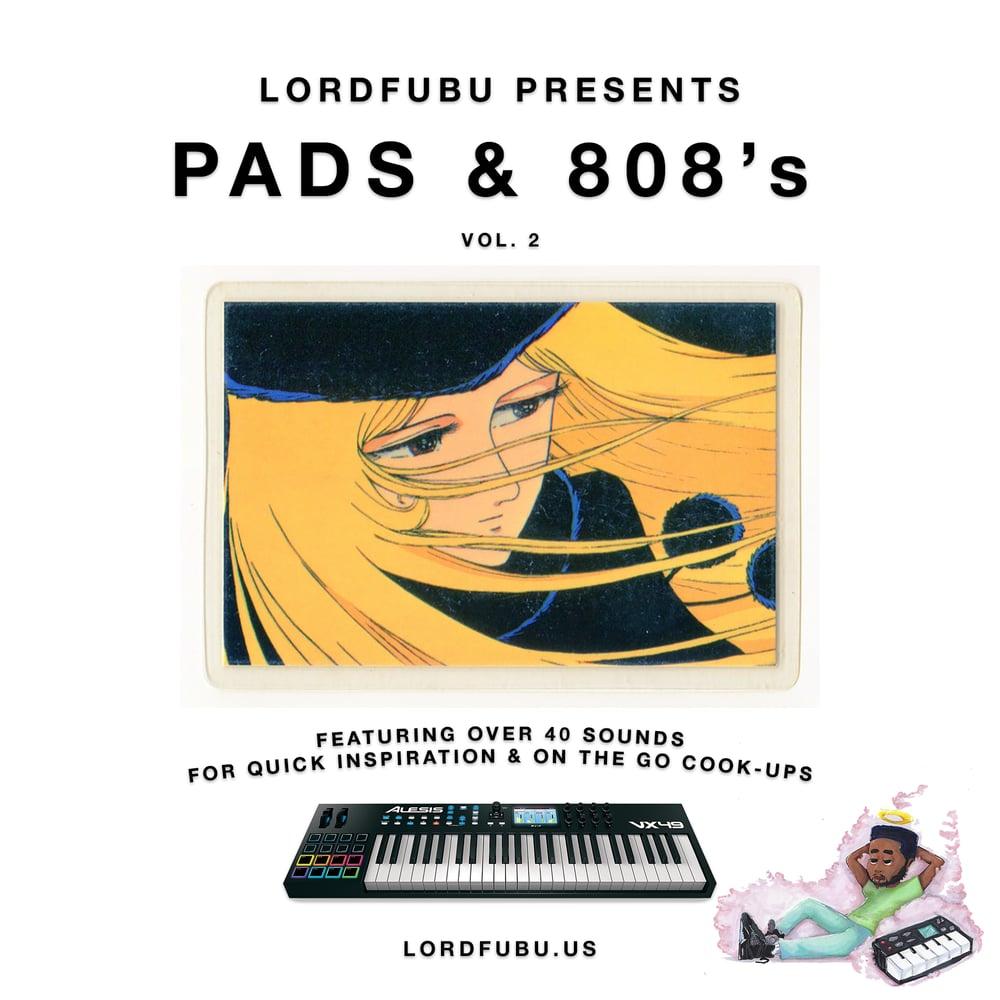 Image of PADS & 808'S VOL. 2 (OPTIONAL BUNDLE)