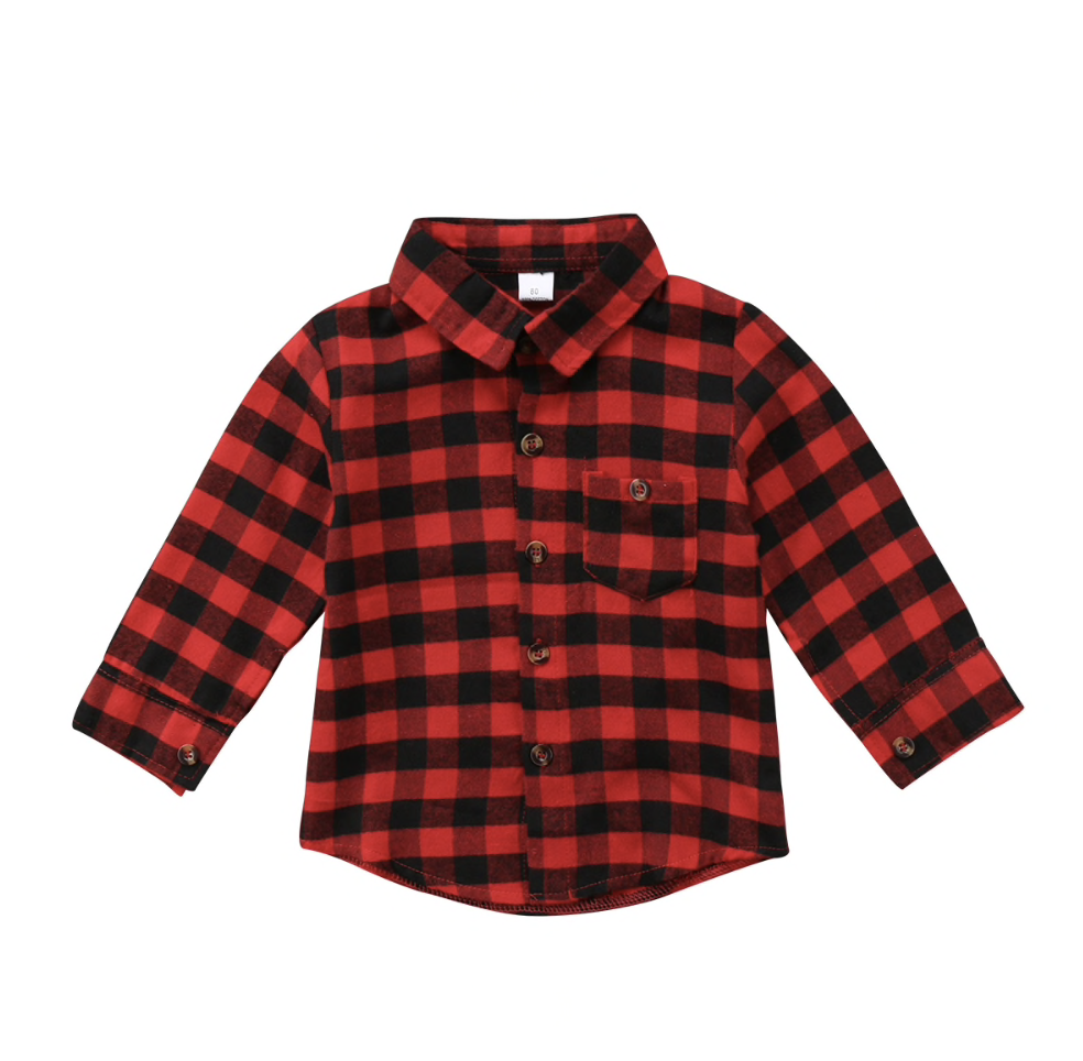 Image of Can't Touch This Flannel