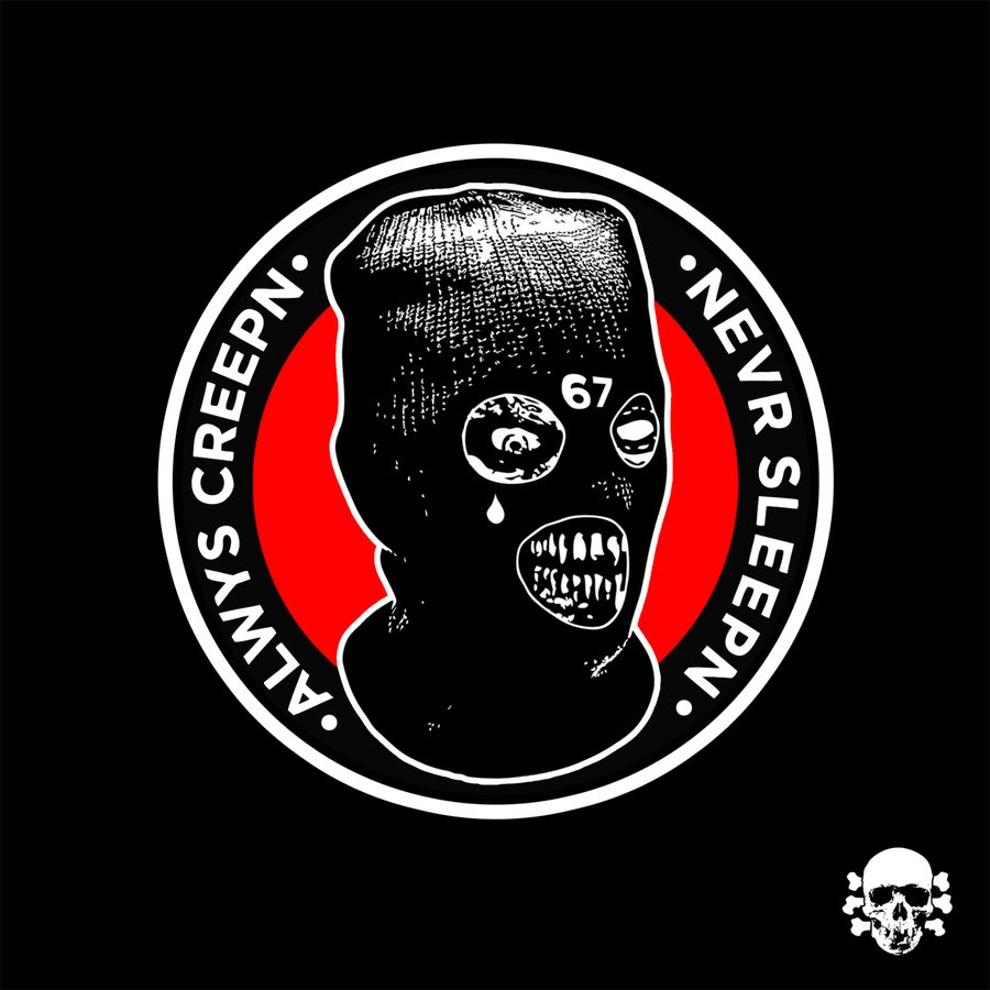 Image of ALWYSCREEPN - WOVEN PATCH