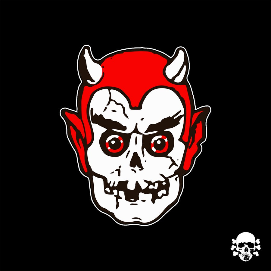 Image of GRAVEYARD DEVIL PATCH