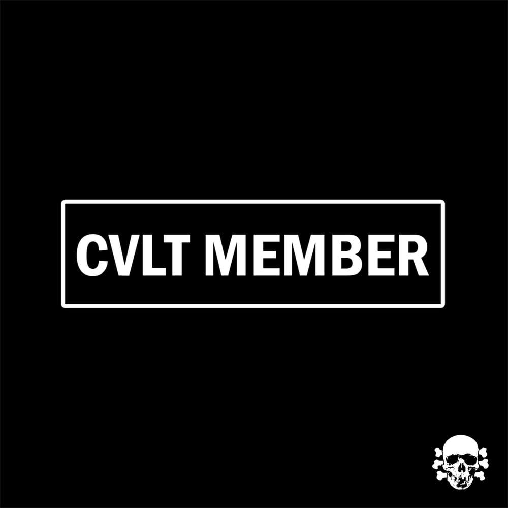 Image of CVLT MEMBER PATCH