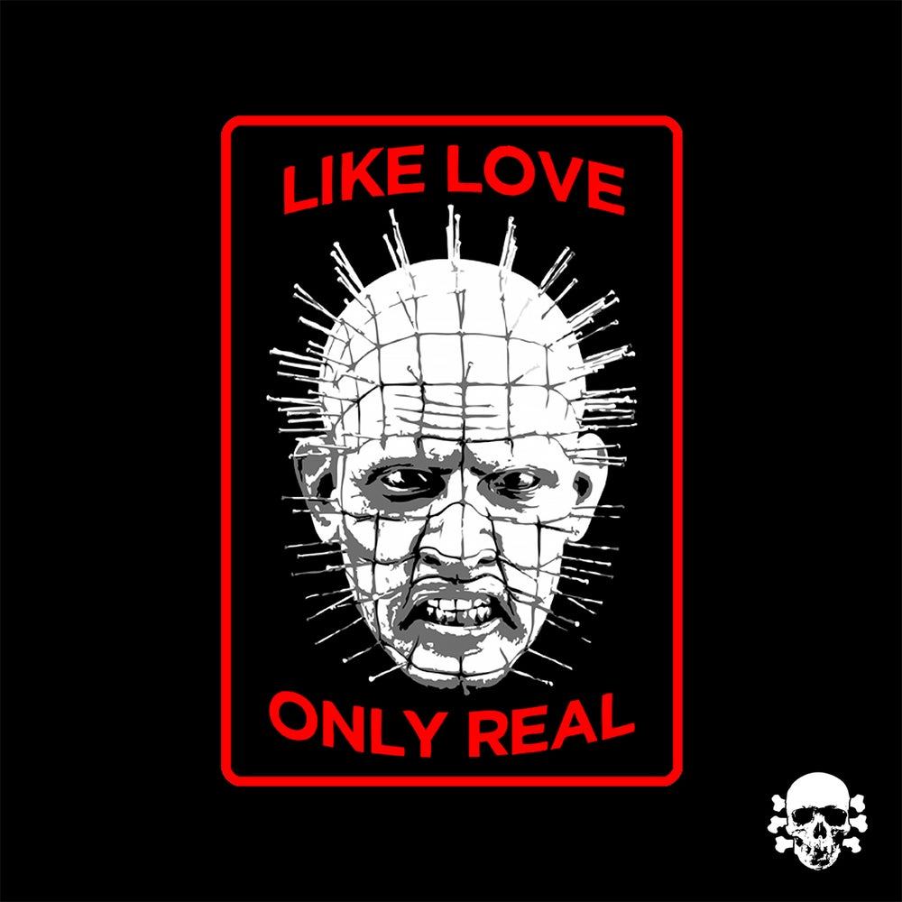 Image of LIKE LOVE - PATCH