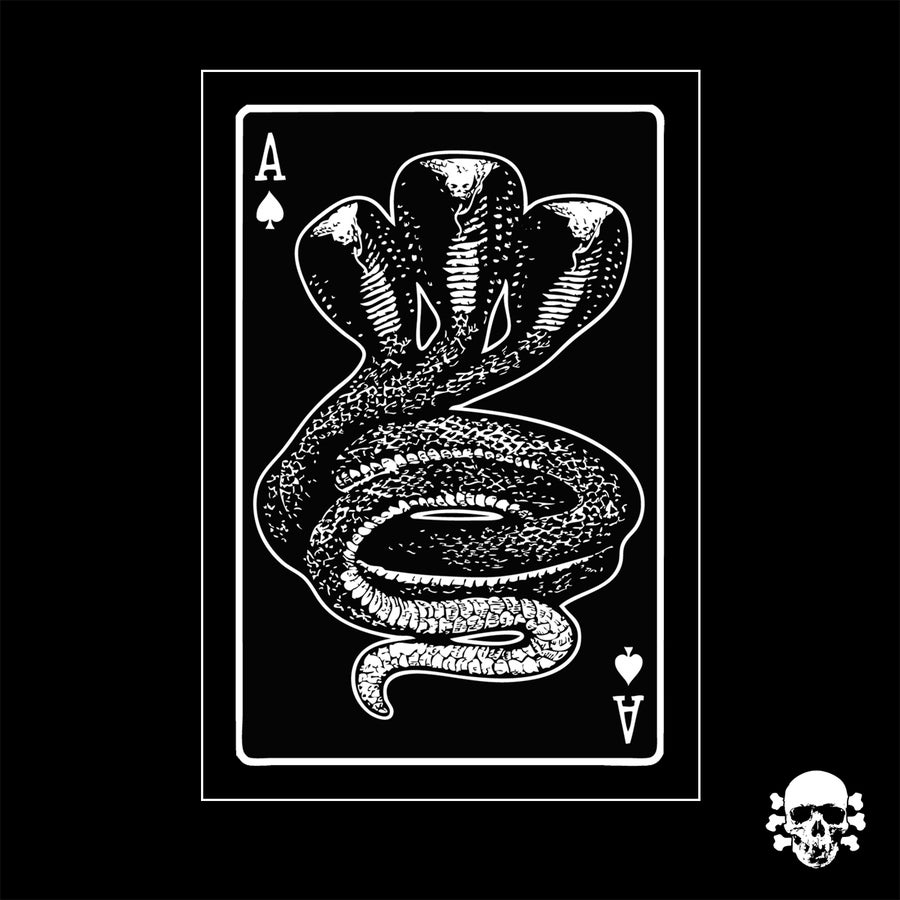 Image of DEATHCARD - BACKPATCH