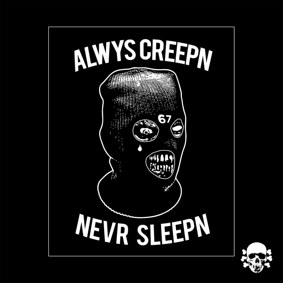 Image of ALWYSCREEPN - BACKPATCH