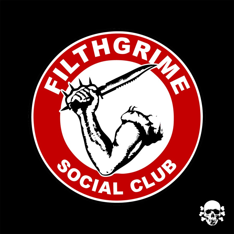 Image of SOCIALCLUB - PATCH