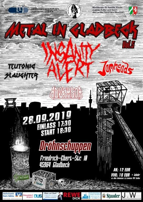 Image of Metal in Gladbeck Vol.5