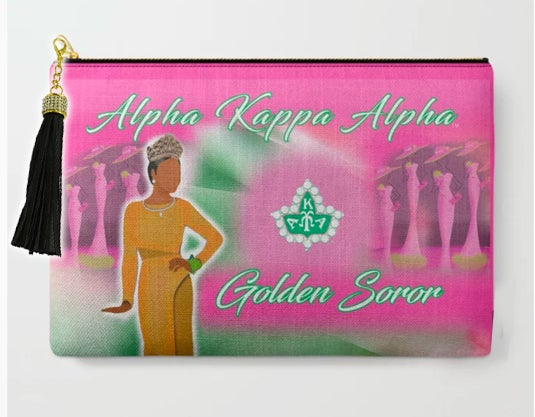 Image of AKA Silver/Golden Soror