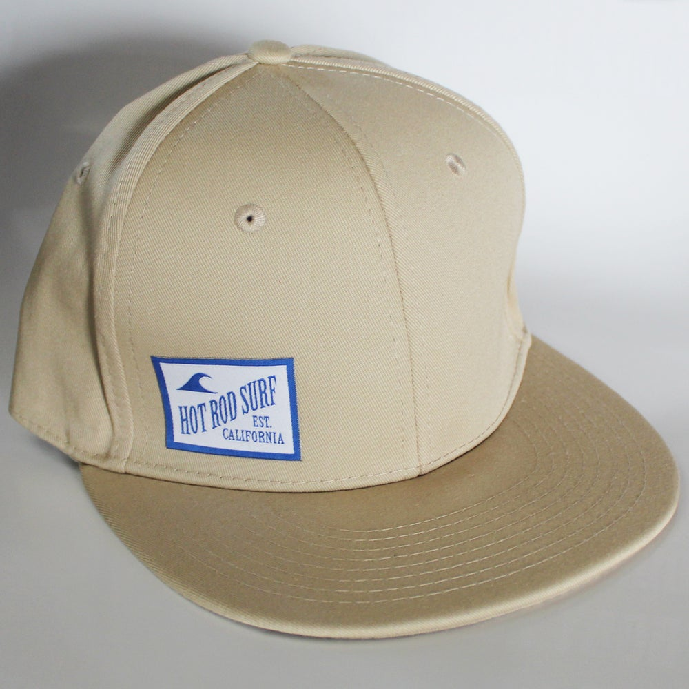 Image of Hot Rod Surf Flat Bill Hat